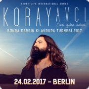 Koray Avci Tour 2017 - Live in Berlin