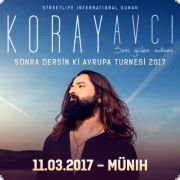 Koray Avci Tour 2017 - Live in München