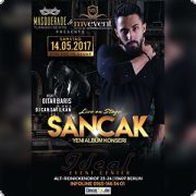 Sancak live in Berlin