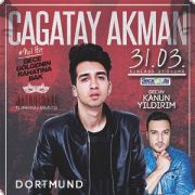 Cagtay Akman live in Dortmund