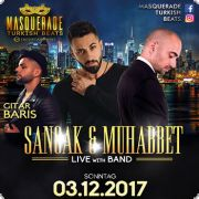 Sancak Tour 2017 - Live in Dortmund