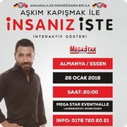 ASKIM KAPISMAK - Live in Essen