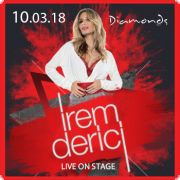 Irem Derici live @ Club Diamonds