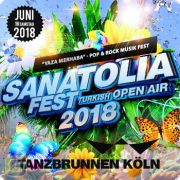Sanatolia Fest 2018 OPEN AIR